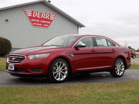 2013 Ford Taurus for sale in Keokuk, IA