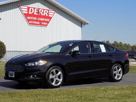 2015 Ford Fusion for sale in Keokuk, IA