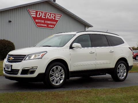 2014 Chevrolet Traverse for sale in Keokuk, IA