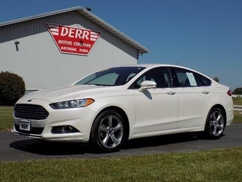 2014 Ford Fusion for sale in Keokuk, IA