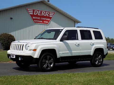2015 Jeep Patriot for sale in Keokuk, IA