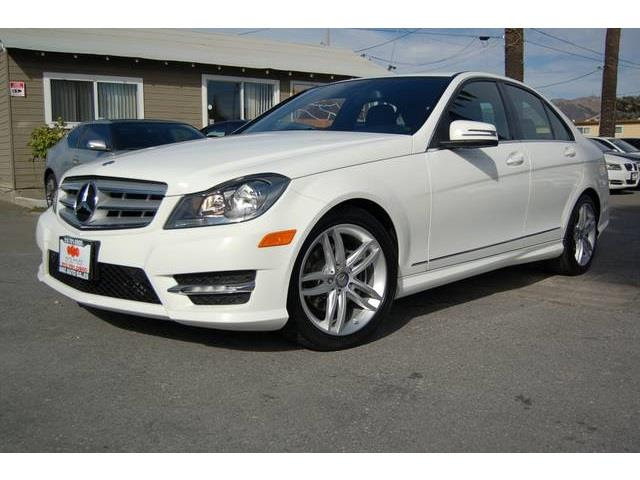 2013 Mercedes-Benz C-Class for sale in Fremont CA