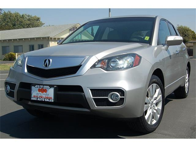 2011 Acura Rdx 4dr SUV w/Technology Package In Fremont CA - AMC AUTO Sales Inc