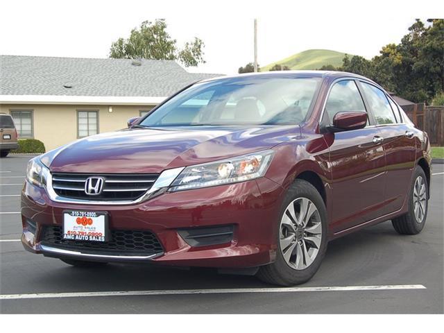 2015 Honda Accord LX 4dr Sedan CVT - Fremont CA