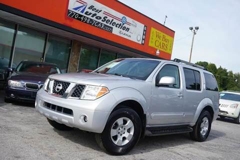 2006 Nissan Pathfinder for sale in Stone Mountain, GA