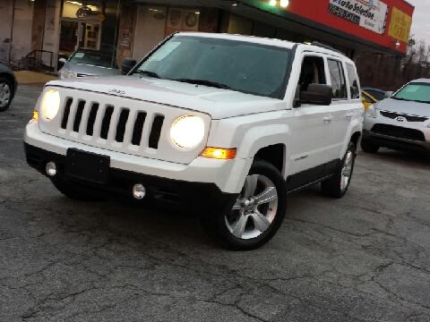 2012 Jeep Patriot for sale in Stone Mountain, GA