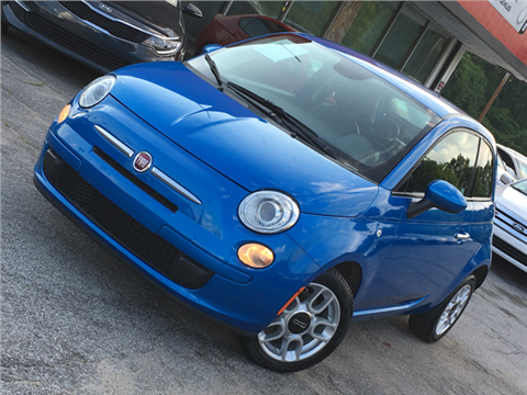 2015 FIAT 500 for sale in Stone Mountain, GA