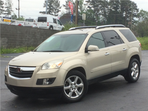 2007 Saturn Outlook for sale in Stone Mountain, GA