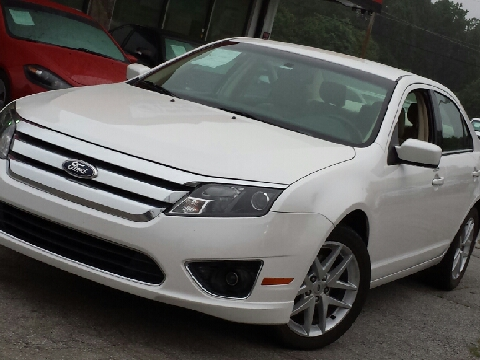 2012 Ford Fusion & Ford Used Cars Bad Credit Auto Loans For Sale Stone Mountain Best ... markmcfarlin.com