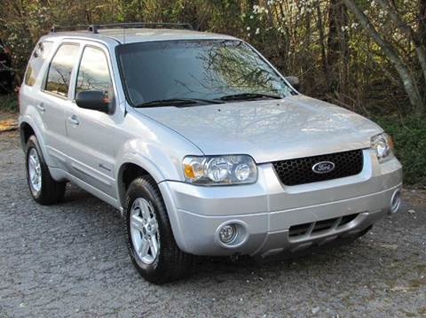 2006 ford escape hybrid for sale in stone mountain ga. Cars Review. Best American Auto & Cars Review