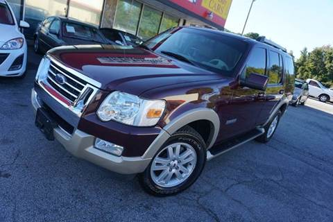2007 Ford Explorer for sale in Stone Mountain, GA