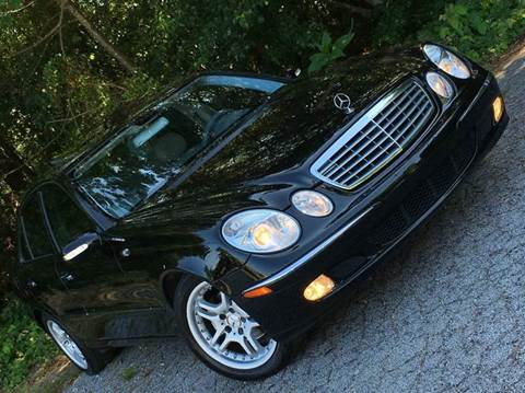 2004 Mercedes-Benz E-Class for sale in Stone Mountain, GA
