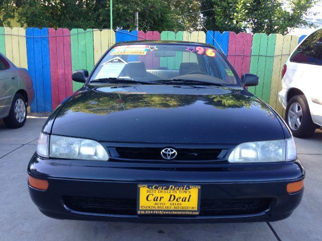 1996 Toyota Corolla for sale in Sacramento CA