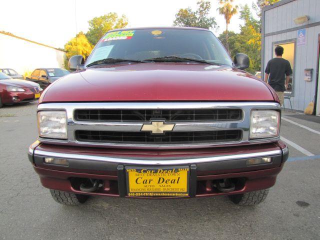 1996 Chevrolet Blazer for sale in Sacramento CA