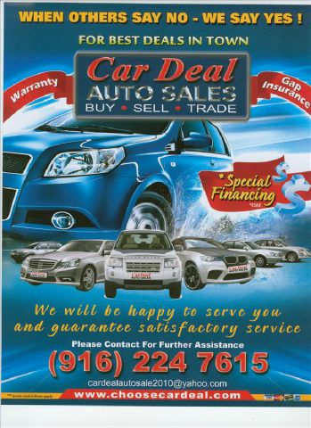 2001 Chevrolet Impala for sale in Sacramento CA