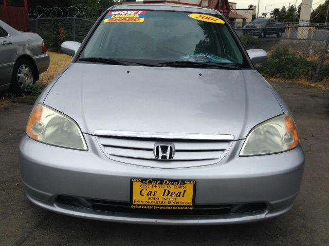 2001 Honda Civic for sale in Sacramento CA
