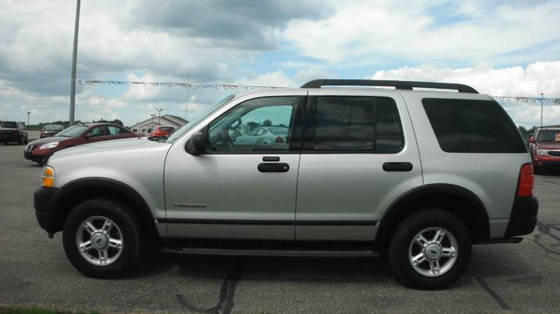 2005 ford explorer xls 4wd 4dr suv in decorah ia b b salesrv center. Cars Review. Best American Auto & Cars Review
