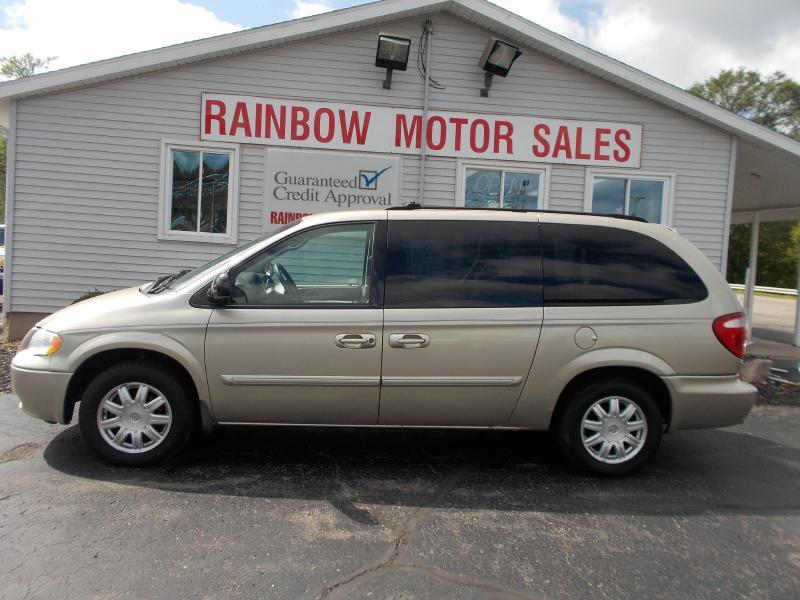 2006 chrysler town and country touring 4dr extended mini van in coldwater mi rainbow motor sales. Black Bedroom Furniture Sets. Home Design Ideas
