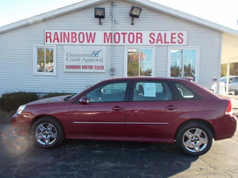 2007 chevrolet malibu maxx lt 4dr hatchback in coldwater. Black Bedroom Furniture Sets. Home Design Ideas