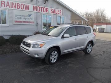 2007 Toyota RAV4 for sale in Coldwater, MI
