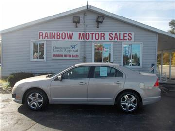 2010 Ford Fusion for sale in Coldwater, MI