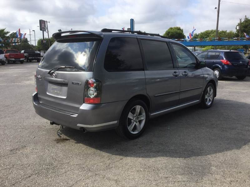 2004 mazda mpv lx 4dr mini van in san antonio tx buy. Black Bedroom Furniture Sets. Home Design Ideas