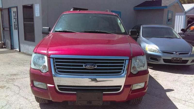2008 Ford Explorer 4x2 XLT 4dr SUV (V6) - San Antonio TX