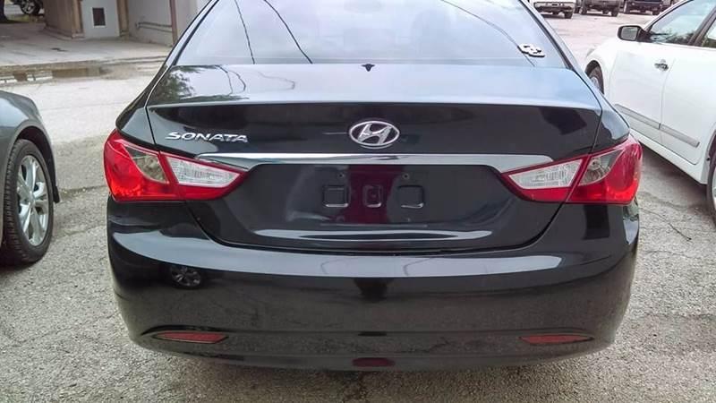 2013 Hyundai Sonata GLS 4dr Sedan - San Antonio TX