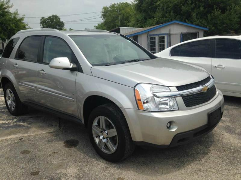 2008 chevrolet equinox awd lt 4dr suv w 2lt in san antonio. Black Bedroom Furniture Sets. Home Design Ideas
