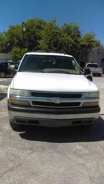 2005 Chevrolet Tahoe LS 4dr SUV - San Antonio TX