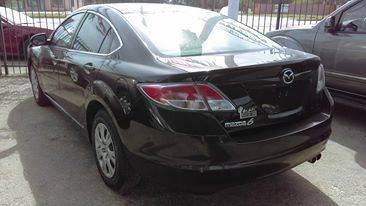2011 Mazda MAZDA6 i Sport 4dr Sedan 5A - San Antonio TX