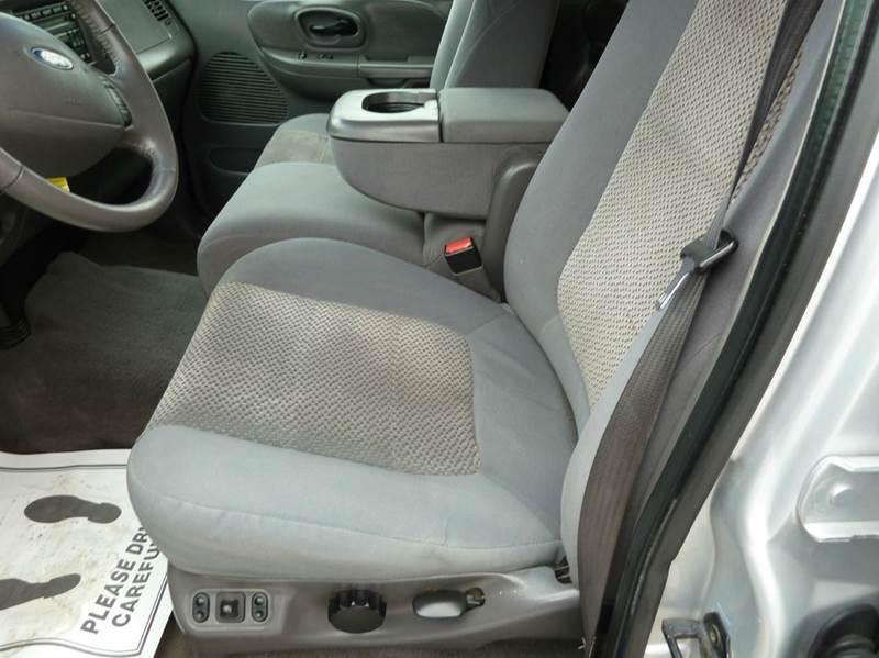2003 Ford F-150 4dr SuperCrew XLT Rwd Styleside SB - Oceanside CA