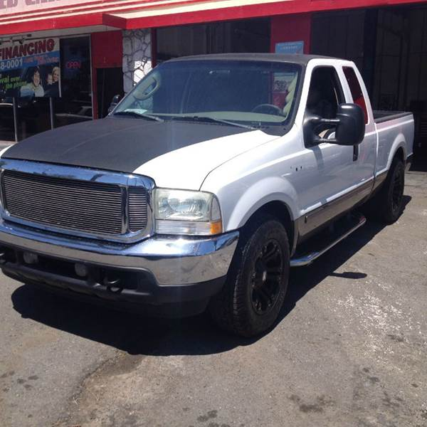 2003 Ford F-250 Super Duty 4dr SuperCab Lariat Rwd SB - Oceanside CA