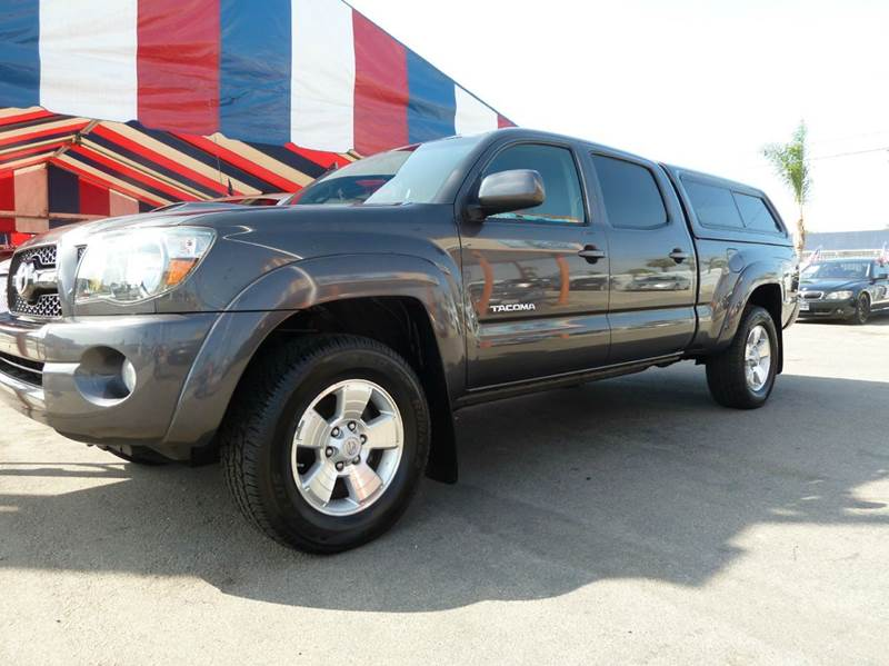 2011 Toyota Tacoma 4x4 V6 4dr Double Cab 6.1 ft SB 5A - Oceanside CA