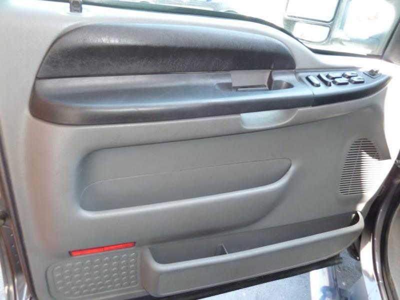 2005 Ford F-250 Super Duty 4dr Crew Cab XLT 4WD SB - Oceanside CA