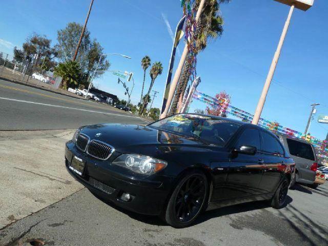 2006 BMW 7 Series 750Li 4dr Sedan - Oceanside CA