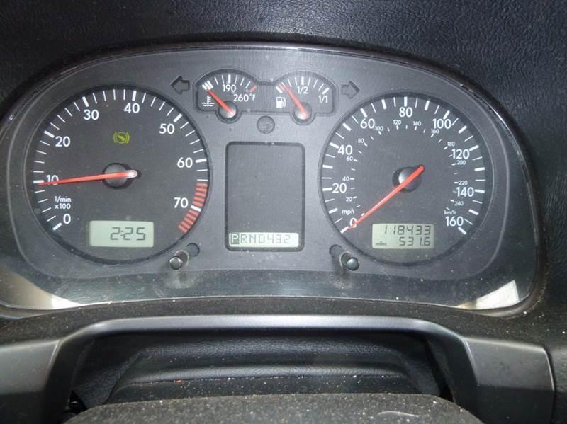 2003 Volkswagen Jetta 4dr Wolfsburg Turbo Sedan - Oceanside CA