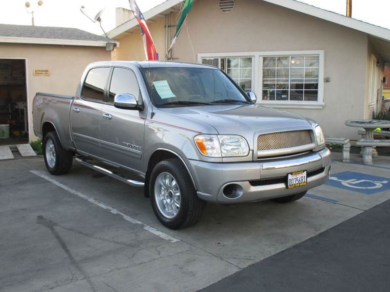 2006 toyota tundra darrell waltrip edition 4dr double cab for Valley view motors whittier ca