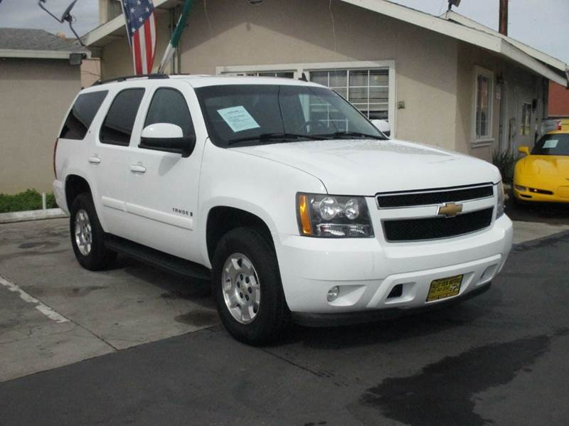 2007 chevrolet tahoe lt 4dr suv in whittier ca valley for Valley view motors whittier ca