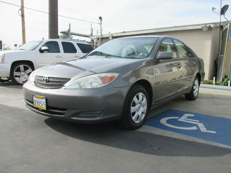 2004 toyota camry le 4dr sedan in whittier ca valley for Valley view motors whittier ca