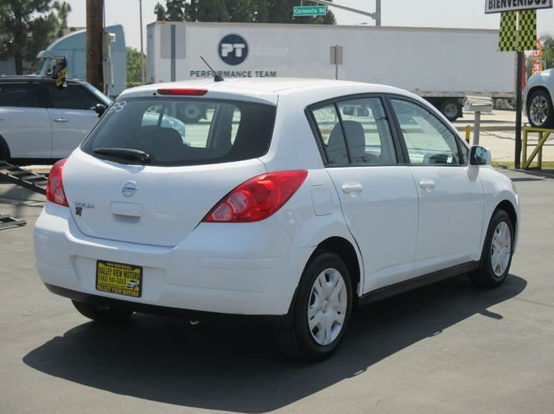2010 nissan versa 1 8 s 4dr hatchback 4a in whittier ca for Valley view motors whittier ca