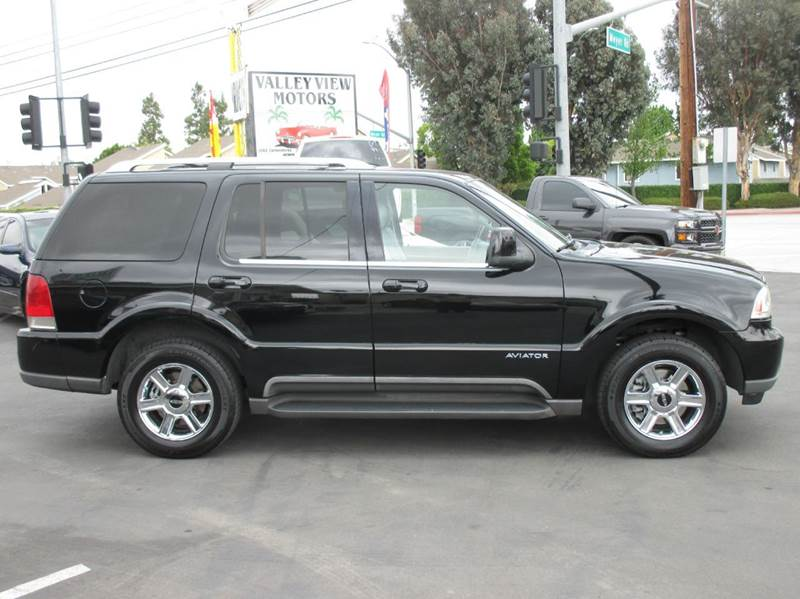 2005 lincoln aviator luxury 4dr suv in whittier ca