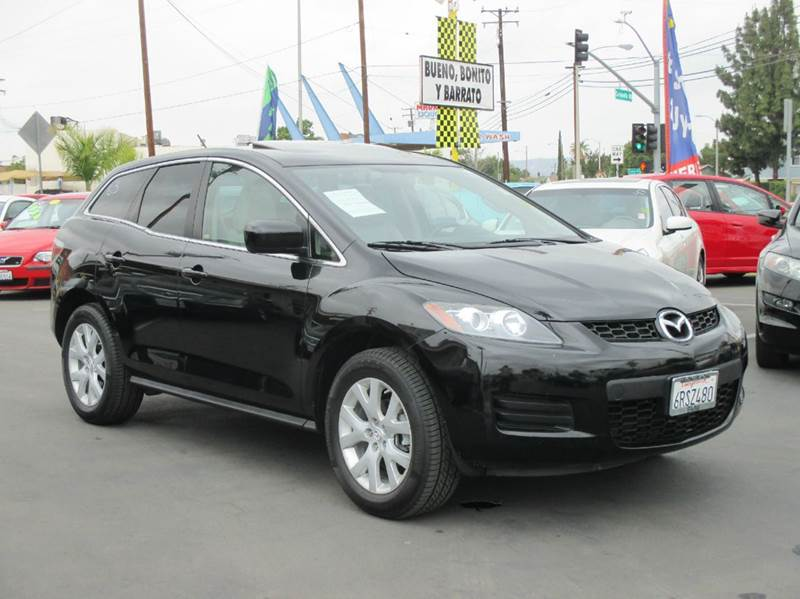 2008 mazda cx 7 grand touring 4dr suv in whittier ca for Valley view motors whittier ca