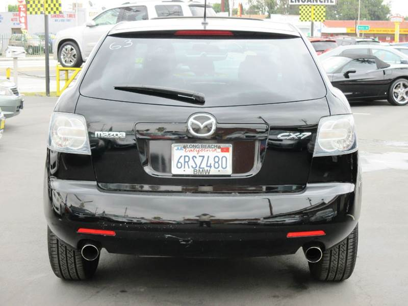 2008 mazda cx 7 grand touring 4dr suv in whittier ca valley view motors. Black Bedroom Furniture Sets. Home Design Ideas