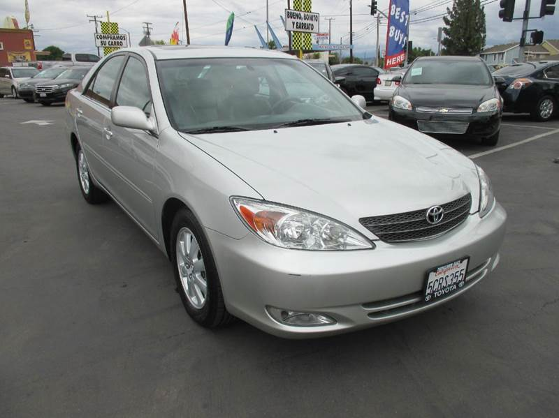 2003 toyota camry xle v6 4dr sedan in whittier ca valley view motors. Black Bedroom Furniture Sets. Home Design Ideas