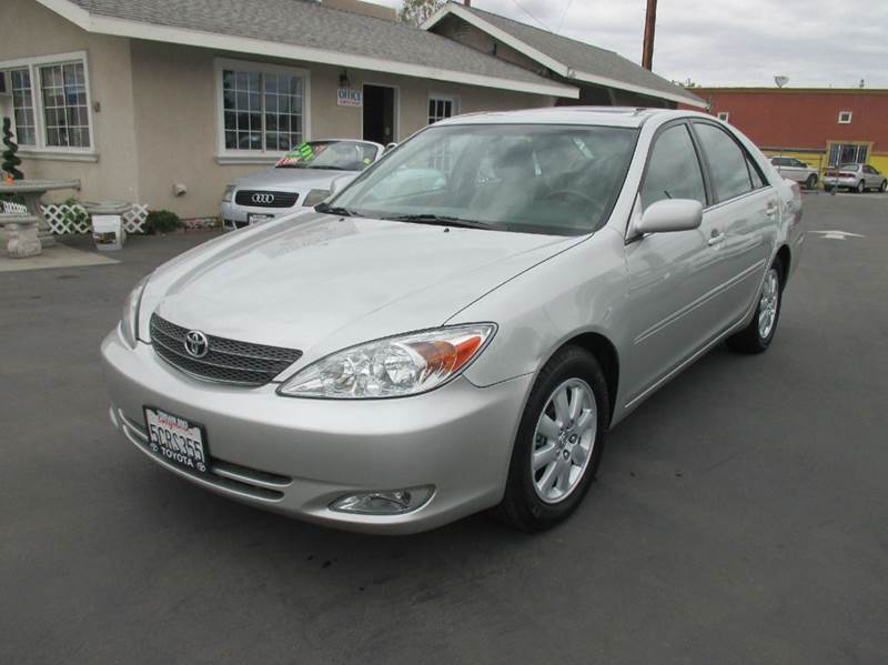 2003 toyota camry xle v6 4dr sedan in whittier ca valley for Valley view motors whittier ca