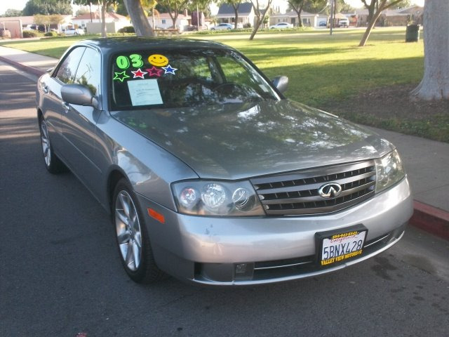 2003 infiniti m45 for sale in santa ana ca. Black Bedroom Furniture Sets. Home Design Ideas
