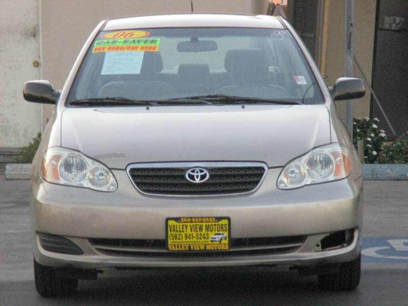 Toyota for sale in whittier ca for Valley view motors whittier ca