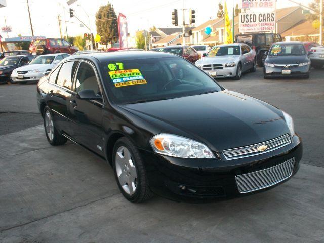 Used 2007 Chevrolet Impala Search Used 2007 Chevy Impala