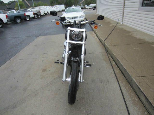 2015 Harley-Davidson DYNA WIDE GLIDE 103 FXDWG-103 - Akron OH